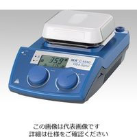 IKA(イカ) ホットスターラーCMAGHS4デジタル C-MAG HS4 digital 1台 1-6607-21 (直送品)
