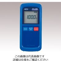 安立計器 ハンディタイプ温度計 ベーシック Kタイプ (ー200〜+1370℃) HD-1100K 1台 2-1082-02 (直送品)