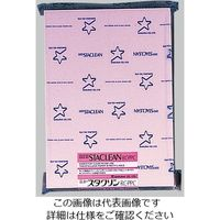 アズワン クリーンルーム用無塵紙A4 ピンク 75RPA4 1袋(250枚) 6-8240-32 (直送品)