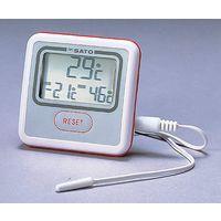 佐藤計量器製作所 冷蔵庫用温度計 PC-3300 1台 1-5021-01 (直送品)