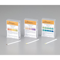 アズワン pH試験紙 PP(ポリプロピレン) 14.0 109.3 1箱(100枚) 1-1746-13 (直送品)