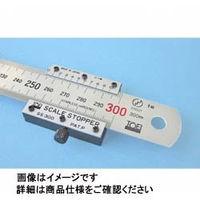 東栄工業 直尺 スケールストッパー スケール付き 1.5m SS1500 1本 (直送品)