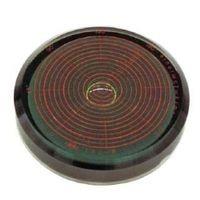 アカツキ製作所 角度計付丸型アイベル水平器 IncーRー110  INC-R-110 1本 (直送品)