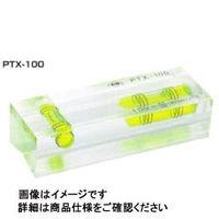 アカツキ製作所 平型アイベル精密水平器 PTX-70 1本 (直送品)