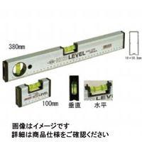 アカツキ製作所 アルミレベル Lー550 1200ミリ  L-5501200MM 1本 (直送品)