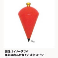 アカツキ製作所 カラー鉄下ゲ振 PBー16 5kg PB-165K 1個 (直送品)