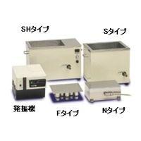 ヴェルヴォクリーア 別体型超音波洗浄器 ヒーター付槽型振動子 SHタイプ VS-600IIIDSH 1台 (直送品)