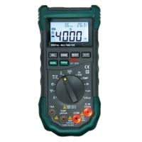 マザーツール(Mother Tool) オールインワンデジタルマルチメータ MT-8210 1個(直送品)