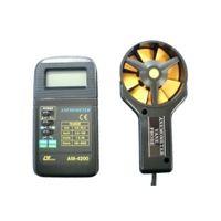 マザーツール デジタル風速計  AM-4200 1台 (直送品)