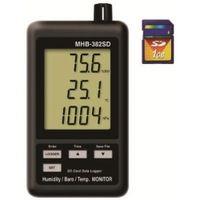 マザーツール(Mother Tool) デジタル温湿度・気圧計 MHB-382SD 1台(直送品)