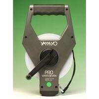 ヤマヨ測定機(YAMAYO) ホワイトセブン(鋼製塗装巻尺) WS50 1個(直送品)