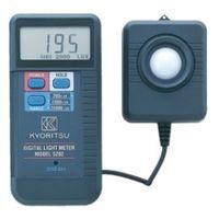 共立電気計器 デジタル照度計  5202 1台 (直送品)