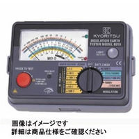 共立電気計器 アナログ絶縁・接地抵抗計  6017 1台 (直送品)