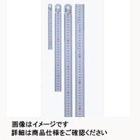 ヤマヨ測定機 シルバー 直尺・定規 2m GC200 1本 (直送品)