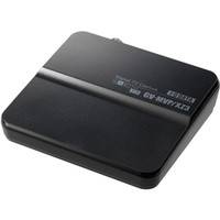 アイ・オー・データ機器 地上・BS・110度CSデジタル対応TVキャプチャーBOX USBモデル GV-MVP/XZ3 1個(直送品)