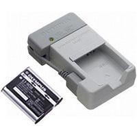 オリンパス リチウムイオン充電池(LIー90B)+充電器(UCー90)セット LI90B+UC90 SET 1式(直送品)