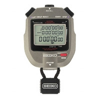 SEIKO(セイコーウオッチ) 1/100秒 システムストップウォッチ SVAS005 1個 (直送品)