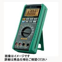 共立電気計器 デジタルマルチメータ 1052 1台(直送品)