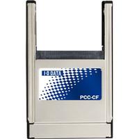 アイ・オー・データ機器 PCカードType IIスロット用コンパクトフラッシュアダプター PCC-CF 1個(直送品)