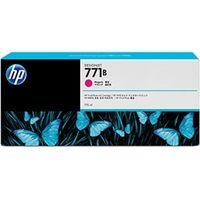 HP 771B インクカートリッジ マゼンタ B6Y01A 1個(直送品)