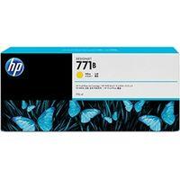 HP 771B インクカートリッジ イエロー B6Y02A 1個(直送品)
