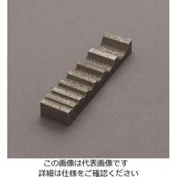 エスコ(esco) #120100x25x10mm軸付砥石用ダイヤモンドドレッサー 1個 EA819BZ-306(直送品)