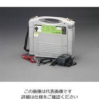 エスコ(esco) AC・DC→AC100V・DC12V ポータブル電源 1台 EA812HB-7(直送品)