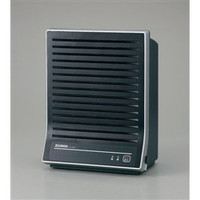 esco(エスコ) AC100V/15W/6畳空気清浄機 EA763AD-32 1台 (直送品)