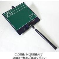 エスコ(esco) 180x167mm伸縮式工事用黒板 1個 EA766ZF-2 (直送品)