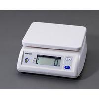 esco(エスコ) デジタルはかり 2kg(最小表示1g) EA715CB-10A 1個 (直送品)