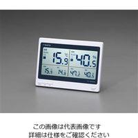 esco(エスコ) デジタル温度・湿度計 EA742CA-6 1個 (直送品)