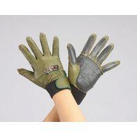 エスコ(esco) [L] 手袋(牛革/防水防汚加工革) 1双 EA353BB-67(直送品)