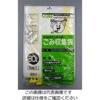 エスコ(esco) 30L ごみ袋(ヒモ付/10枚) 1セット(120枚:10枚×12袋) EA995AN-1(直送品)
