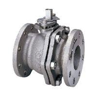 キッツ ステンレス鋼製汎用ボールバルブ10K 6  10UTB-150A 1個 (直送品)