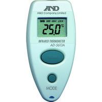 エー・アンド・デイ(A&D) デジタル放射温度計ブルー AD5613A 1台 319-9665 (直送品)