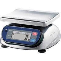 エー・アンド・デイ A&D 防塵防水デジタルはかり(検定付) SK5000IWP 1台 392ー2332 (直送品)