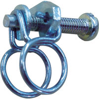 タカギ ホースバンド(高圧ドライバー締め)7.5mm-9mm1袋(2個入) G117 1パック(2個) 405-6426 (直送品)