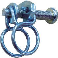 タカギ ホースバンド(高圧ドライバー締め)9mm-11mm1袋(2個入) G118 1パック(2個) 405-6434 (直送品)