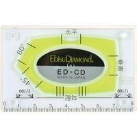 エビス エビスダイヤモンド カードレベル ED-CD 1枚 410-5397(直送品)