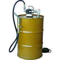 アクアシステム(AQUA SYSTEM) アクアシステム 高粘度オイル電動ドラム缶用ポンプ(100V) オイル 油 EVD-100 410-0425(直送品)