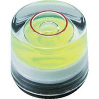 エビス エビスダイヤモンド 丸型気泡管φ12・磁石付 R12M 1個 410-5770 (直送品)