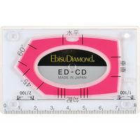 エビス エビスダイヤモンド カードレベル・レッド ED-CDR 1枚 410-5419 (直送品)