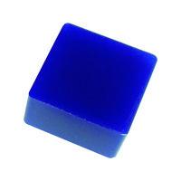 エクシールコーポレーション エクシール 防振・緩衝ブロック ゲルダンパー 青 50X50mm GD30-50 1個 410-5940(直送品)