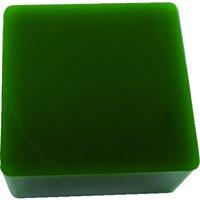 エクシールコーポレーション エクシール 防振・緩衝ブロック ゲルダンパー 緑 100X100mm GD50-100 1個 410-5958(直送品)