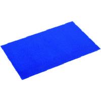 カーボーイ(CAR-BOY) メガマットハーフ ブルー MM01 1本 413-3439 (直送品)