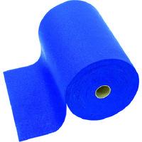 カーボーイ(CAR-BOY) メガマット ロール巻 ブルー MM11 1本 413-3536 (直送品)