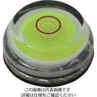 アカツキ製作所(Akatsuki MFG) KOD 丸型アイベルマグネット付水平器 RM-15 1本 410-0085 (直送品)