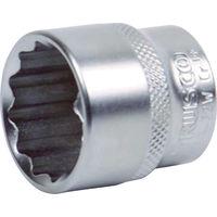 トラスコ中山(TRUSCO) TRUSCO ソケット(12角) 差込角12.7 対辺36mm TS4-36W 1個 416-1459(直送品)