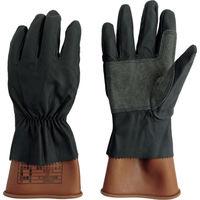 渡部工業 ワタベ 低圧ゴム手袋用カバー小 738-S 1双 429-9698(直送品)