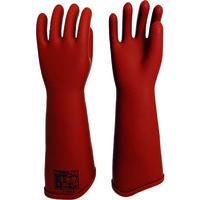 渡部工業 ワタベ 電気用ゴム手袋NU型小 540-S 1双 429-9647(直送品)